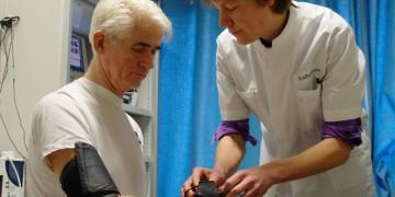 Hersendoorbloeding bij Alzheimer patiënten