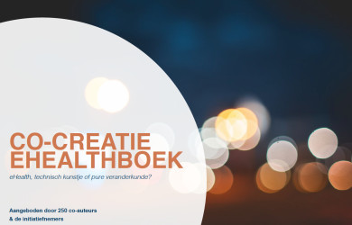 20141203 co-creatie eHealthboek foto voorblad
