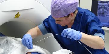 Beeldgeleide behandeling van prostaatkanker