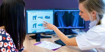 Efficiëntere orthopedische chirurgie: van scan, naar 3D planning tot 3D print
